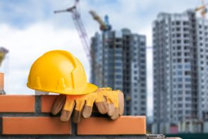 Construction concept representing how our personal injury lawyer can assist you with workers comp